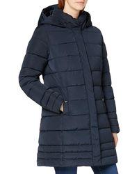 Geox W Aneko Down Coat - Black