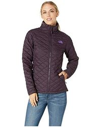 f76466ae0 Thermoball Full Zip Jacket S - Purple
