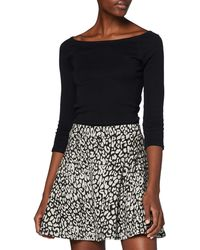 Superdry - Riley Skater Skirt Jupe - Lyst