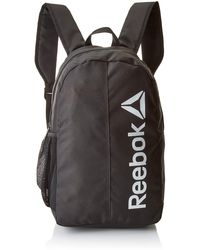 Reebok Act Core Backpack Dn1531 Messenger Bag 42 Centimeters 21 Black