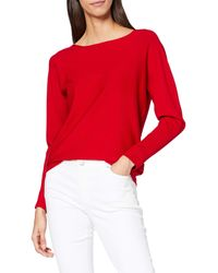 Street One 301100 Enisa Pullover - Rot