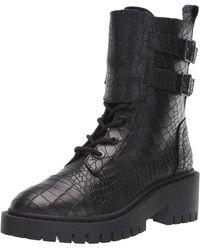 Kelsi Dagger Brooklyn Northern Combat Boot - Black