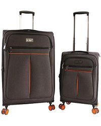 Original Penguin - Luggage Colfax 2 Piece Set Expandable Suitcase With Spinner Wheels - Lyst