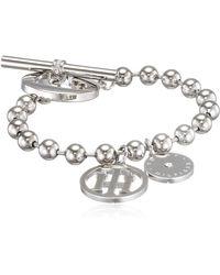 Tommy Hilfiger Jewellery Women Stainless Steel Chain Bracelet - 2701036 - Metallic
