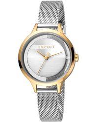 Esprit Watch ES1L088M0055 - Métallisé