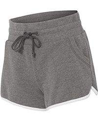 Alternative Apparel - Vintage French Terry Track Short - Lyst