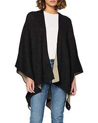 Esprit 109ea1q025 estola, Negro (Black 001), Medium para Mujer