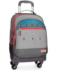 Pepe Jeans Zaino trolley 4R Katia - Multicolore