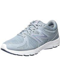 the latest 96903 4306e 575 Fitness Shoes - Blue