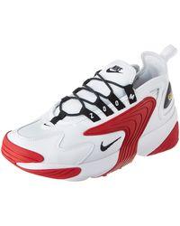 Nike Turnschuhe Zoom 2K - Weiß
