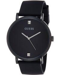Guess W1264G2 Armbanduhr - Schwarz