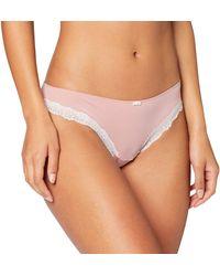 Women'secret Secret Cotton Time 1 Gallon Baby Pink Braguita - Rosa