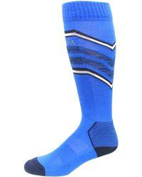 Columbia Erwachsene RCS908 Knee High Socks-Medium Skisocken - Blau