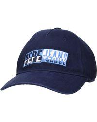 Pepe Jeans CORGO Cap - Bleu