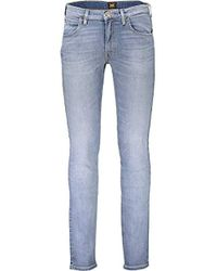Lee Jeans - Herren Luke Tapered Fit Jeans - Lyst