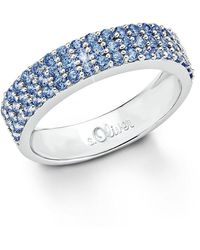 S.oliver Jewel -Ring 925 Sterling Silber 54 - Mettallic