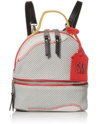 Steve Madden Run Mini Backpack - Gray