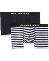 G-Star Raw Tach Trunk Ao 3 Pack Ba/ñador para Hombre