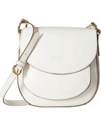 Frye - Harness Saddle Leather Crossbody Bag - Lyst