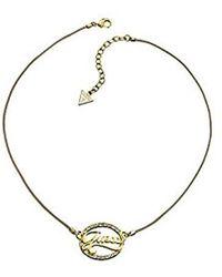 Guess Collana donna gioielli trendy cod. UBN21209 - Metallizzato
