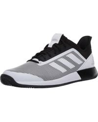 adidas Chaussure Defiant Bounce 2.0 - Noir