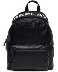 Replay Fm3373.000.a0376 's Backpack - Black
