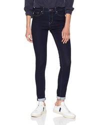 Levi's 311 Shaping Skinny Jeans - Blau