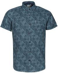 O'neill Sportswear LM Outline Floral S/Slv Shirt Maglietta - Blu