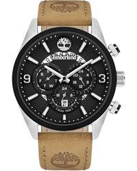Timberland - S Analogue Quartz Watch Tbl16014jstb.02 - Lyst