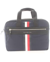 Tommy Hilfiger Am0am04661 Bags Man - Blue