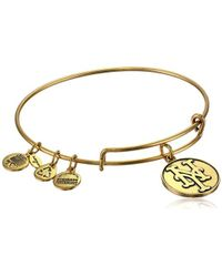 ALEX AND ANI - S Mlb New York Mets¿ Charm Bangle - Lyst