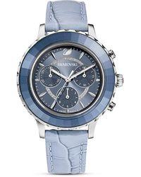 Swarovski Reloj Octea Lux Chrono - Azul