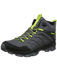 9872e745320 Thermo Freeze Mid Wp High Rise Hiking Boots - Gray