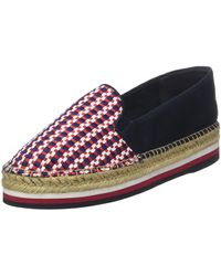 Tommy Hilfiger Corporate Interwoven Flatform - Multicolor