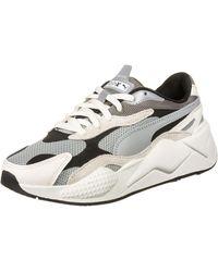 PUMA – RS-X3 Puzzle – Sneaker - Weiß