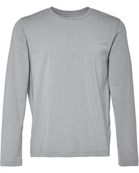 CARE OF by PUMA Long Sleeve Active T-shirt - Gray