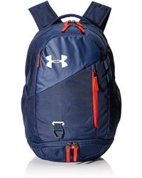 Under Armour Adults Hustle 4.0 Backpack - Blue