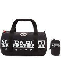 Napapijri Bags Sac de Sport Grand Format - Noir