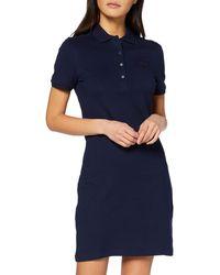 Lacoste Ef5473 Dress - Blue