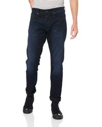 G-Star RAW Jeans 3301 Straight Tapered - Blau