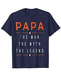 Speedo - Papa Tshirt - Lyst