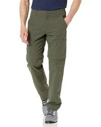 Amazon Essentials Pantalon de randonnée Convertible Anti-humidité habillé