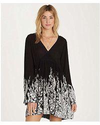 Billabong - Take Today Dress - Lyst
