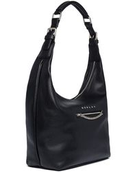 Replay Fw3904.000.a0132d 's Top-handle Bag - Black