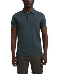Esprit - Classic Pique Poloshirt - Lyst
