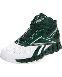 Reebok Zig Pro Future Basketball Shoe - Green