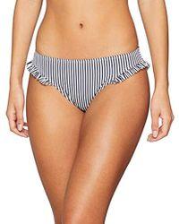 Esprit Clearwater Beach Mini Braguita de Bikini para Mujer - Azul