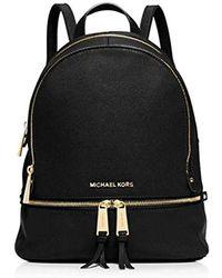Michael Kors - Rhea Medium Backpack - Lyst