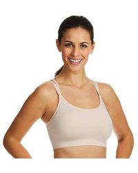 d237aa3b55df0 Medium Impact Butterfly Strap Sports Bra Removable Cups - Multicolour