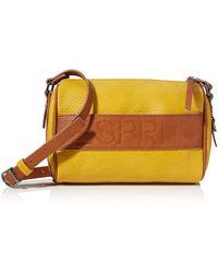 Esprit 080ea1o302 Satchel Bag - Yellow